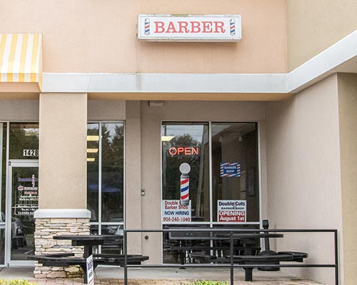 Double Cuts Barber Shop